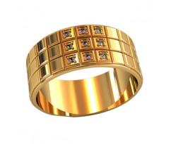 Перстень женский, ручная работа артикул: 110400
