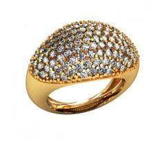 Перстень женский, ручная работа артикул: 110420
