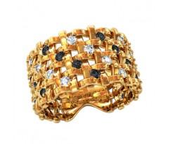 Перстень женский, ручная работа артикул: 110430