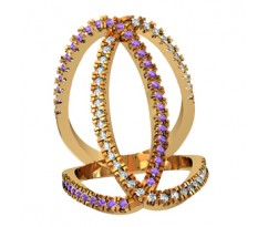 Перстень женский, ручная работа артикул: 110500