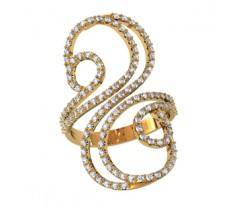 Перстень женский, ручная работа артикул: 110530
