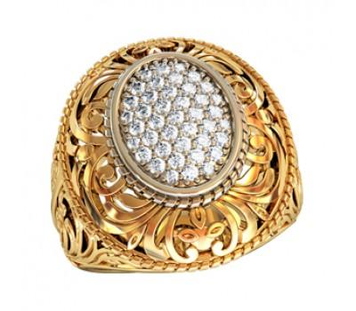 Эксклюзивное кольцо женское, ручная работа art: 002120