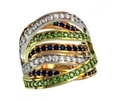 Перстень женский, ручная работа артикул: 110630