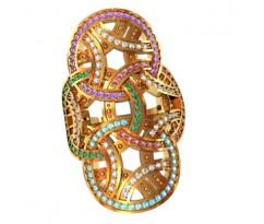 Перстень женский, ручная работа артикул: 110640