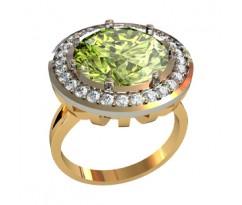 Перстень женский, ручная работа art: 000870