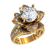 Перстень женский, ручная работа art: 001250