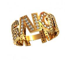Эксклюзивное кольцо женское, ручная работа артикул: 210900