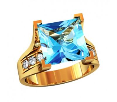 Перстень женский, ручная работа артикул: 211010