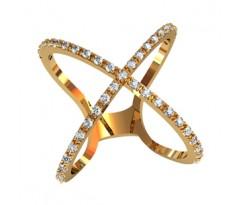 Перстень женский, ручная работа артикул: 211040
