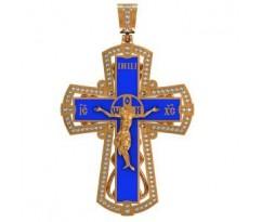 Крест (ладанка) авторская, ручная работа артикул: 410070
