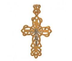 Крест (ладанка) авторская, ручная работа артикул: 410160