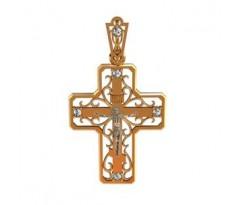 Крест (ладанка) авторская, ручная работа артикул: 410170
