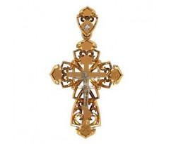 Крест (ладанка) авторская, ручная работа артикул: 410190
