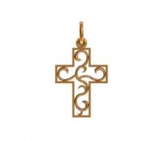 Крест (ладанка) авторская, ручная работа артикул: 410290
