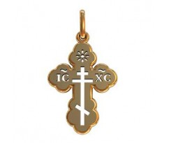 Крест (ладанка) авторская, ручная работа артикул: 410300