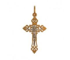Крест (ладанка) авторская, ручная работа артикул: 410330