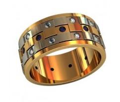 Эксклюзивное мужское кольцо art: 000070