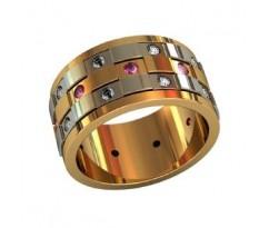 Эксклюзивное мужское кольцо art: 000080