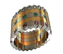 Перстень женский, ручная работа art: 000150