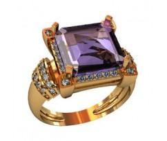 Перстень женский, ручная работа art: 000190