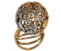 Перстень женский, ручная работа art: 000330
