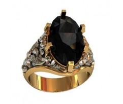 Перстень женский, ручная работа art: 000370