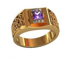 Эксклюзивное мужское кольцо art: 000520
