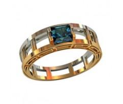 Эксклюзивное мужское кольцо art: 000530