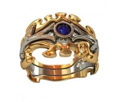 Эксклюзивное мужское кольцо art: 000550
