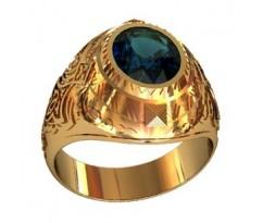 Эксклюзивное мужское кольцо art: 000570