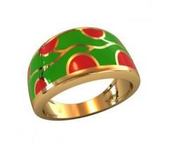 Перстень женский, ручная работа art: 000830