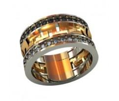 Перстень женский, ручная работа art: 000910
