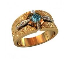 Эксклюзивное мужское кольцо art: 000990