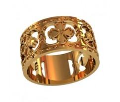 Эксклюзивное мужское кольцо art: 001050