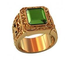 Эксклюзивное мужское кольцо art: 001070
