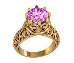 Перстень женский, ручная работа art: 001480