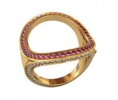Перстень женский, ручная работа art: 001490