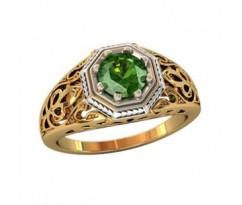Эксклюзивное мужское кольцо art: 001560