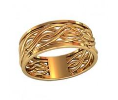 Мужское эксклюзивное кольцо art: 001610