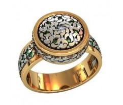 Перстень женский, ручная работа art: 001670