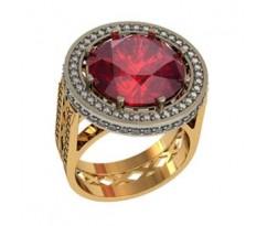 Перстень женский, ручная работа art: 001710