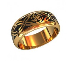 Эксклюзивное мужское кольцо art: 000610
