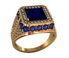 Эксклюзивное мужское кольцо art: 000620