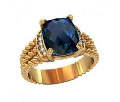 Эксклюзивное мужское кольцо art: 002110
