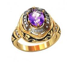Эксклюзивное мужское кольцо art: 001520