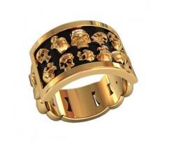 Кольцо для мужчин качественной, ручная работа артикул: 700120