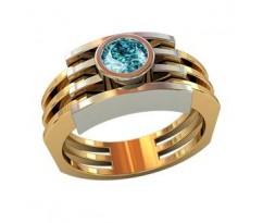 Эксклюзивное мужское кольцо art: 000490