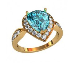Эксклюзивное кольцо женское, ручная работа art: 000410