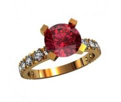 Эксклюзивное кольцо женское, ручная работа артикул: 000550