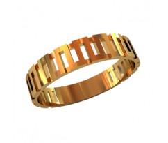 Женское кольцо индивидуальной обработки артикул: 210080